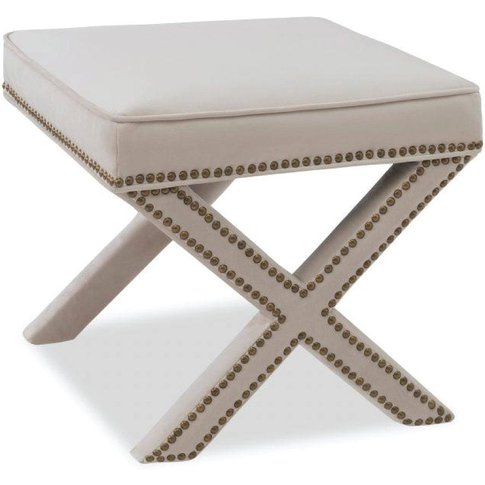 Liang & Eimil Alvar Footstool | Outlet