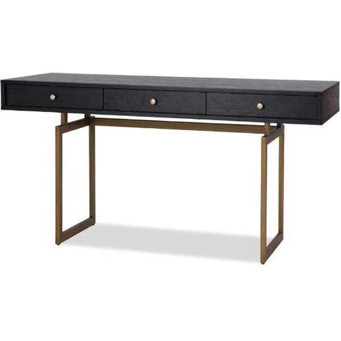 Liang & Eimil Hamilton Desk / Brass