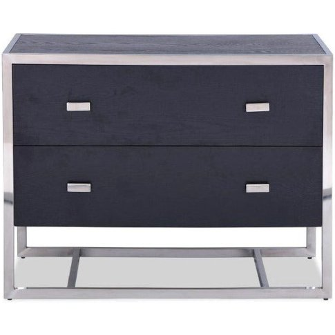 Liang & Eimil Holman Chest Of Drawers / Steel