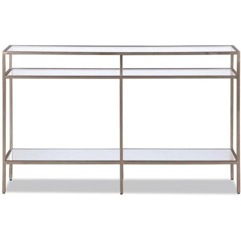 Liang & Eimil Oliver Console Table / Gold