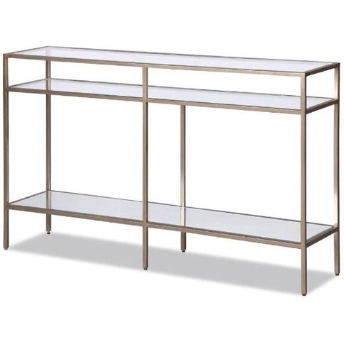 Liang & Eimil Oliver Console Table / Silver