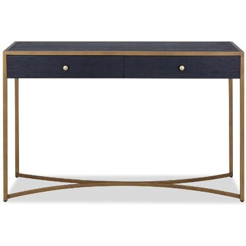 Liang & Eimil Rivoli Dressing Table In Brass