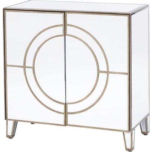 Libra Circle Link 2 Door Cabinet