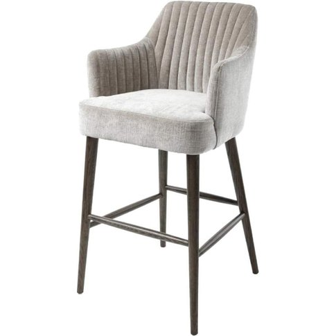 Rv Astley Blisco Bar Stool In Latte