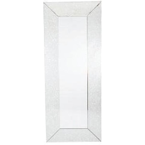 Rv Astley Delph Long Mirror With Antique Mirror Edge
