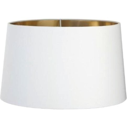 Rv Astley Opal Shade With Gold Lining 34cm   Outlet