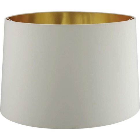 Rv Astley Opal Shade With Gold Lining 60cm