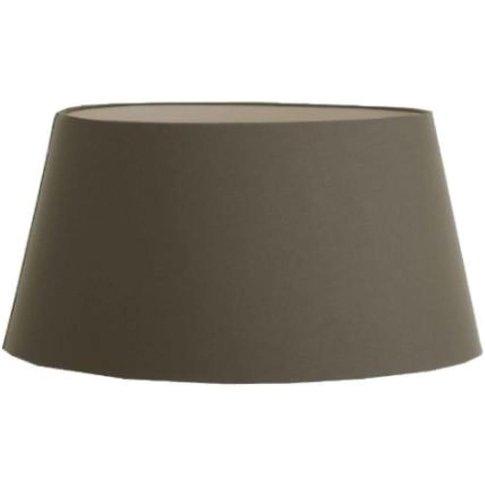 Rv Astley Soft Brown Oval Shade