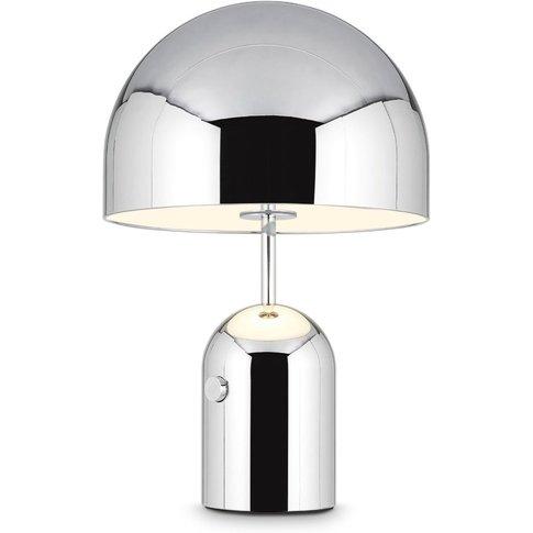 Tom Dixon - Bell Table Light Chrome Large