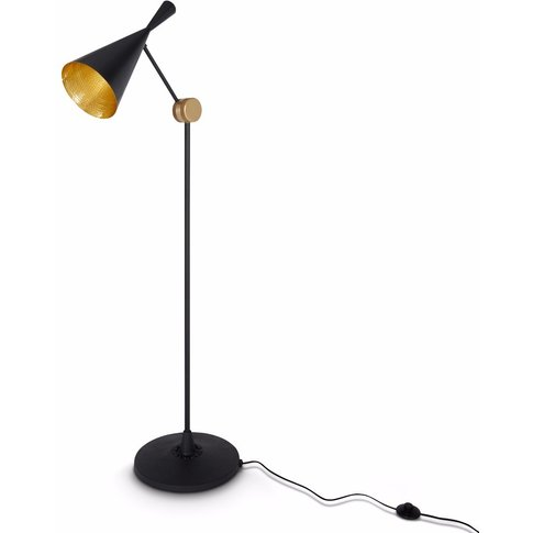 Tom Dixon - Beat Floor Light Black