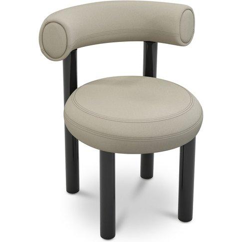 Tom Dixon - Fat Dining Chair Denim 0101