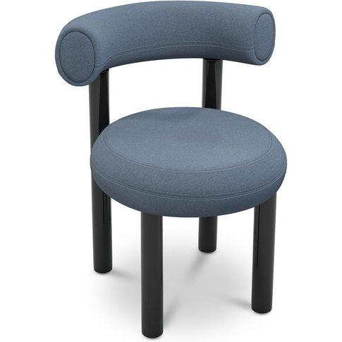 Tom Dixon - Fat Dining Chair Hero 0151