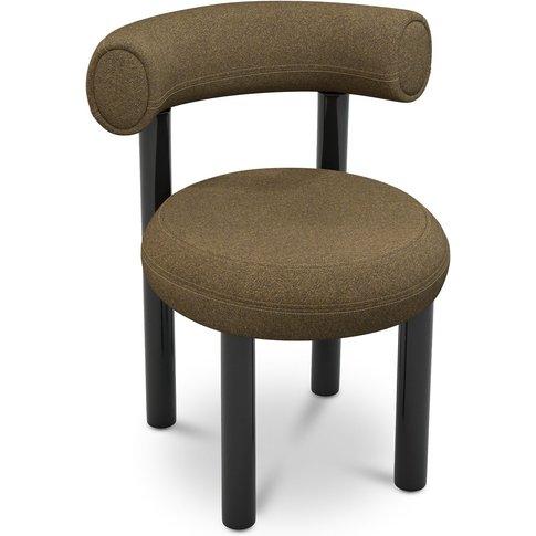 Tom Dixon - Fat Dining Chair Melange Nap 0491