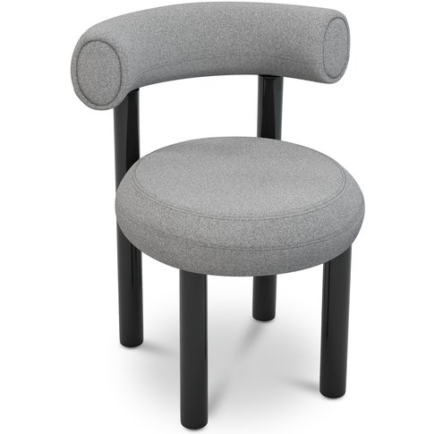 Tom Dixon - Fat Dining Chair Mollie Melton 0201