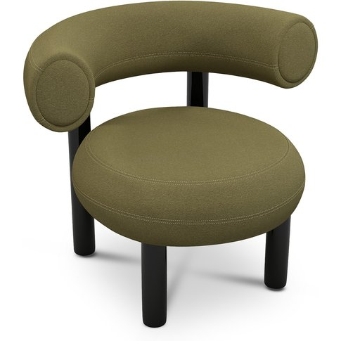Tom Dixon - Fat Lounge Chair Hero 0981