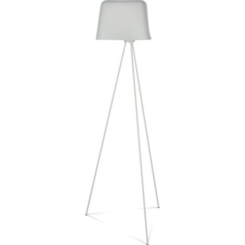 Tom Dixon - Felt Floor Light White