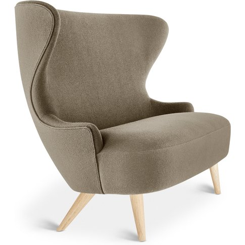 Tom Dixon - Micro Wingback Sofa Natural Leg Hallingd...