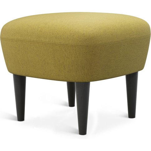 Tom Dixon - Wingback Sofa Black Oak Leg Micro Boucle...