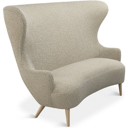 Tom Dixon - Wingback Sofa Natural Leg Storr 0501