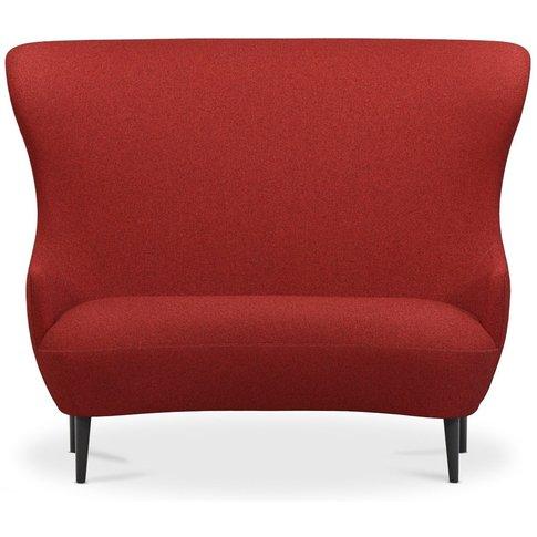 Tom Dixon - Wingback Sofa Black Leg Tonica 2 0611