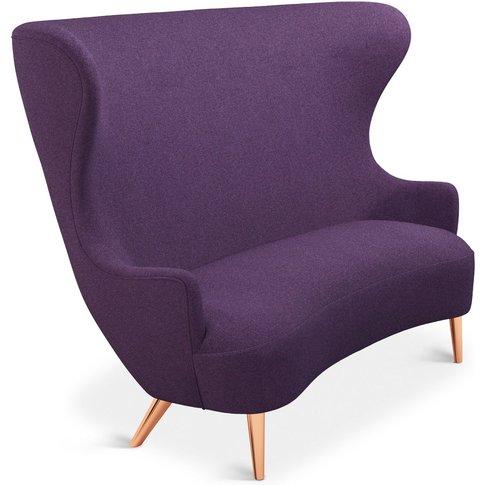 Tom Dixon - Wingback Sofa Copper Leg Tonica 2 0672