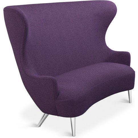 Tom Dixon - Wingback Sofa Chrome Leg Tonica 2 0672