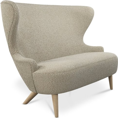 Tom Dixon - Micro Wingback Sofa Natural Leg Storr 0501