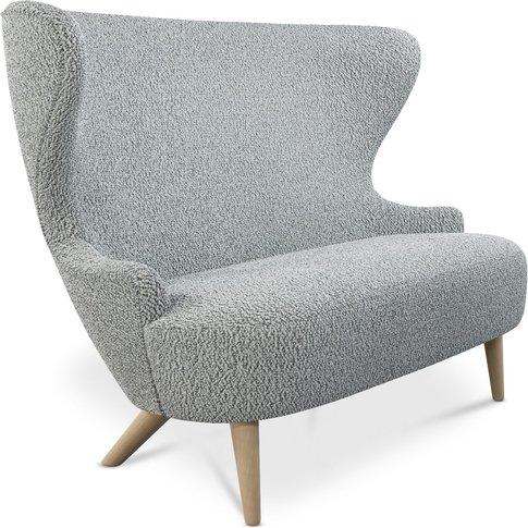Tom Dixon - Micro Wingback Sofa Natural Leg Storr 0612