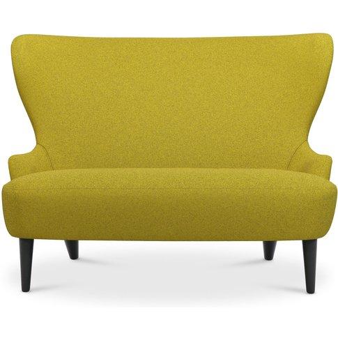 Tom Dixon - Micro Wingback Sofa Black Leg Tonica 2 0411