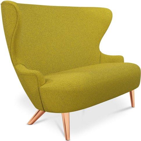 Tom Dixon - Micro Wingback Sofa Copper Leg Tonica 2 ...