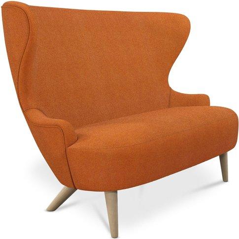 Tom Dixon - Micro Wingback Sofa Natural Leg Tonica 2 0543