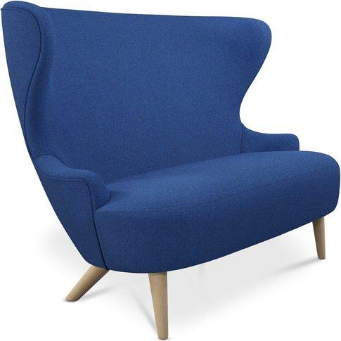 Tom Dixon - Micro Wingback Sofa Natural Leg Tonica 2...