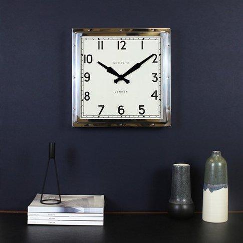 The Quad Wall Clock