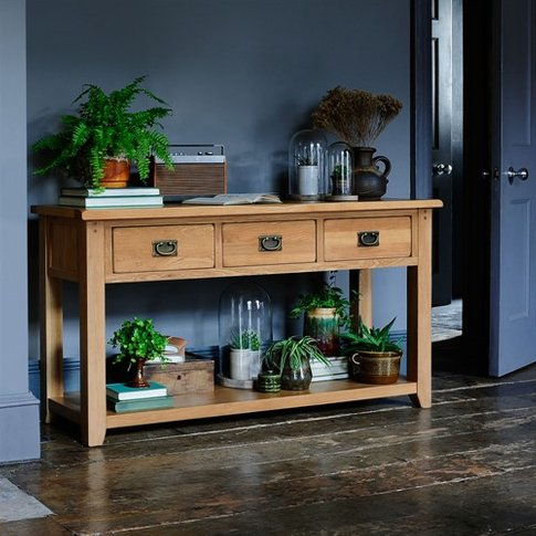 Oakland Large Console Table