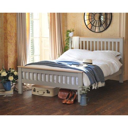 Chester Grey 5ft Kingsize Bed