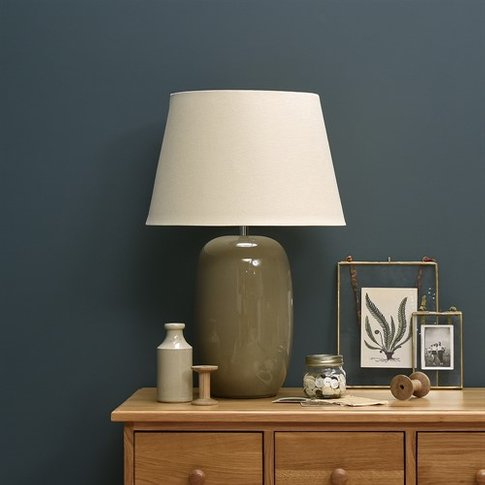 Potter Table Lamp - Grey
