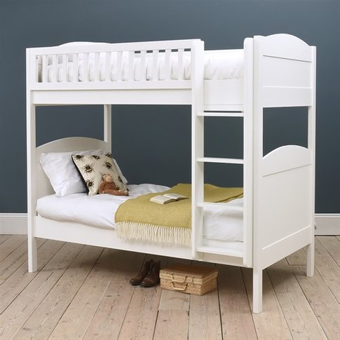 Littleton White Painted Bunk Bed