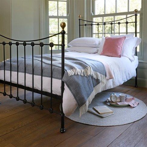 Rosehill 5ft Kingsize Bed - Black