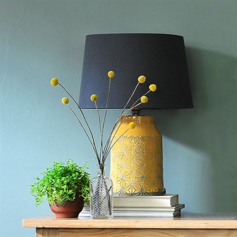 Kardal Stoneware Table Lamp
