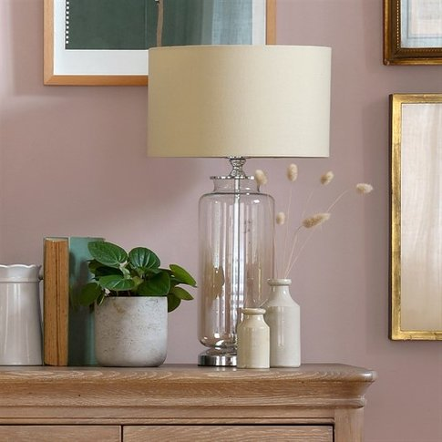 Floyd Table Lamp - Champagne