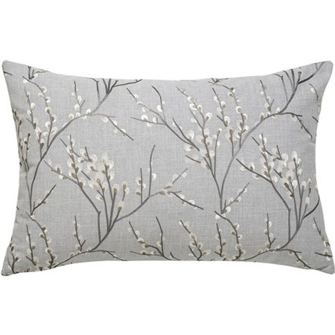 Willow Dove Grey Cushion