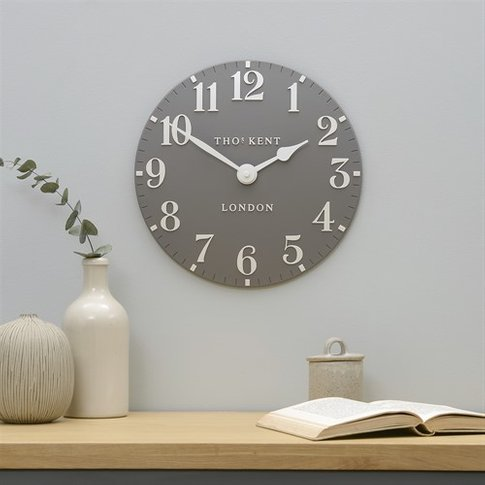 Arabic Wall Clock - Dolphin