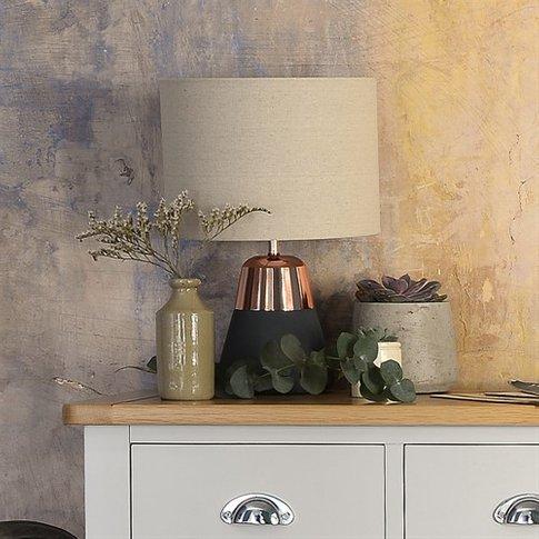 Aurene Table Lamp - Copper