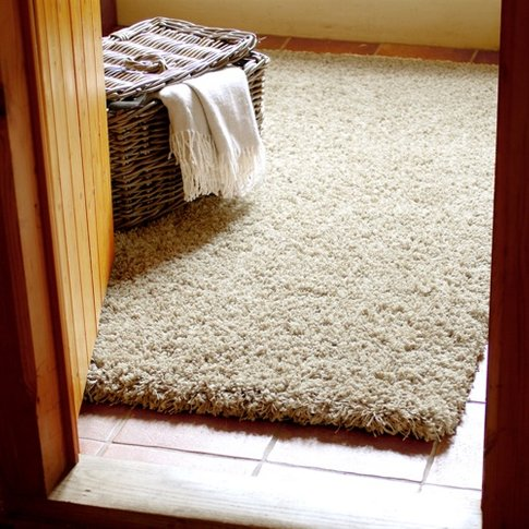 Soft Tone Rug In Biscuit - Large (160 X 230cm)