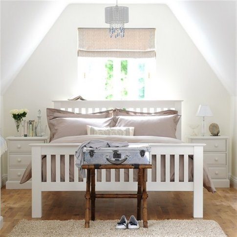 Burford Painted 5ft Kingsize Bed