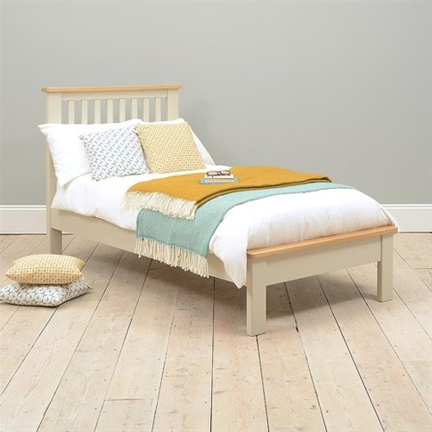 Lundy Stone 3ft Single Bed