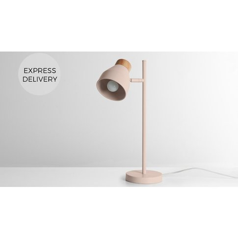 Albert Table Light, Pink