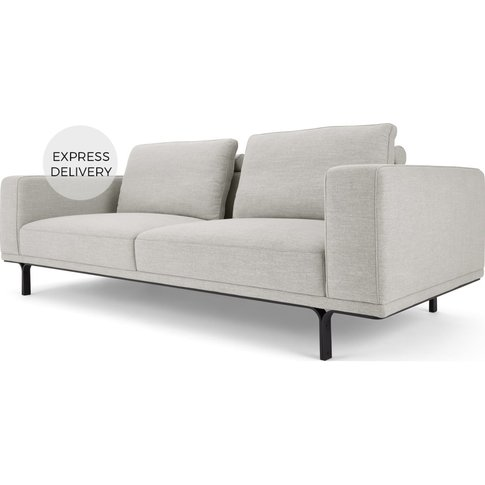 Nocelle 3 Seater Sofa, Chic Grey