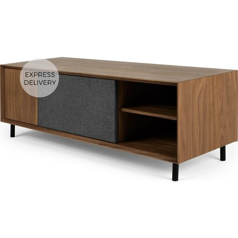 Luther Large Media Unit, Walnut