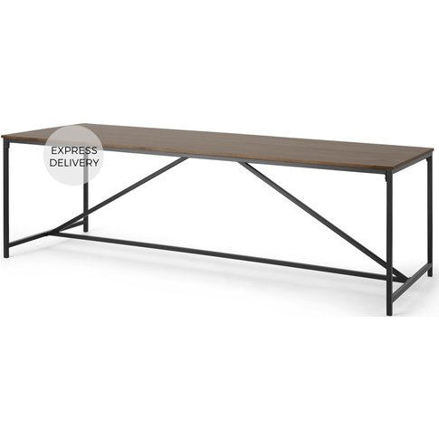 Lomond 10 Seat Extra Large Dining Table, Mango Wood